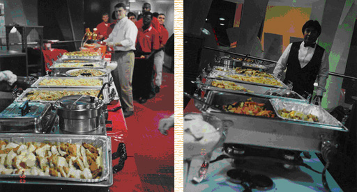 Bellizzi' Broadway Catering Buffet photo